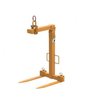 Fourche équilibrée, écartement et hauteur réglable
