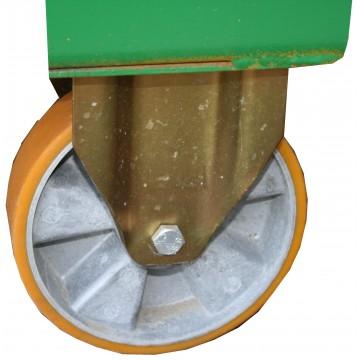 Option roues polyuréthane Ø160 mm