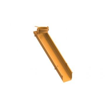 Goulotte latérale pour TU/TUC
